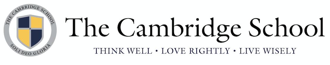 The Cambridge School Logo